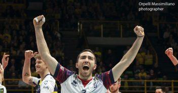 VIDEO - Il tributo di Modena Volley a Salvatore Rossini