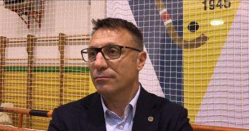 """Hockey - Symbol Amatori Modena 1945, Davide Malagoli: """"La presunzione dei giocatori in questi primi mesi mi ha deluso più di tutto. Sabato voglio una vittoria, la squadra sta seguendo il nuovo allenatore"""""""