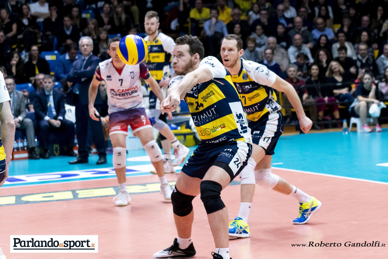 Modena Volley, intervista Denys Kaliberda