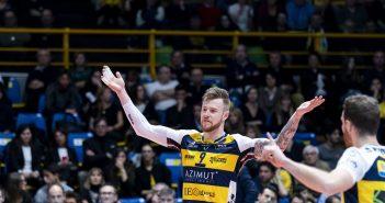 Modena Volley - Rassegna stampa: Il futuro di Zaytsev dipende dal buy out di 300mila euro