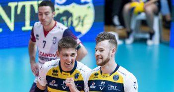 Modena Volley - Resto del Carlino: sono Zaytsev e Bednorz le prime certezze di Giani