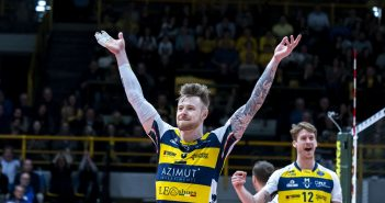 Modena Volley-Sir Safety Perugia 3-0: le interviste post partita