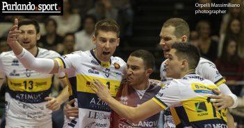 Modena Volley - Rassegna stampa: l'Azimut si gioca il quarto posto al fotofinish e non può sbagliare