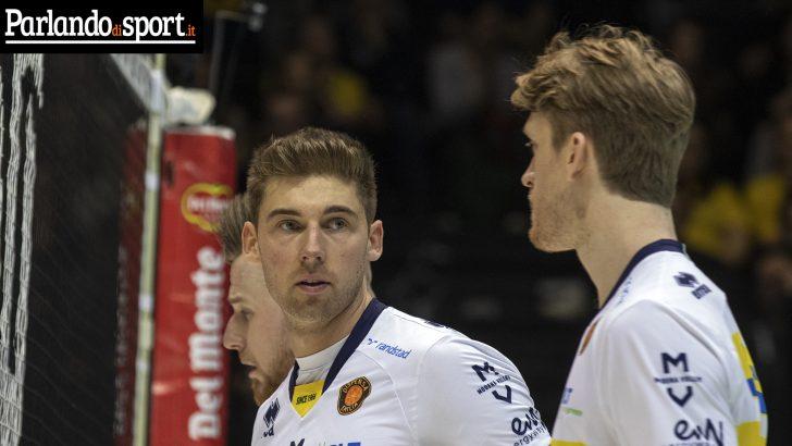 Modena Volley - Rassegna stampa: Bednorz fissa già l'appuntamento alla Leo Shoes