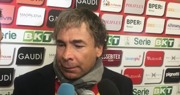 Carpi-Perugia 0-1: bocche cucite, protesta Bonacini: