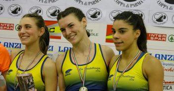 Atletica, 2 titoli per la Fratellanza nella prima giornata dei Campionati Regionali