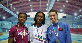 Atletica, anche Raphaela Lukudo lancia il suo messaggio #IoRestoACasa