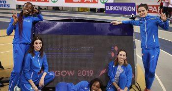 Atletica, in pista agli Europei di Glasgow anche la modenese Lukudo