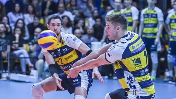 Modena volley resto del carlino una media di 4810 for Casa modena volley
