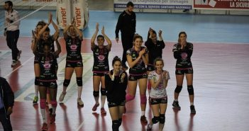 Volley, Serie B1/F: l'Emilbronzo 2000 espugna San Giustino ed matematicamente ai play-off