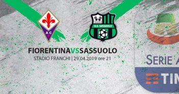 Serie A, Fiorentina-Sassuolo: convocati e probabili formazioni