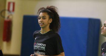 Volley Academy Sassuolo - Bibiana Guzin convocata in Nazionale Under 16
