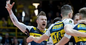 Modena Volley-Sir Safety Perugia 3-2: le interviste post partita