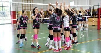 Volley, Serie B1/F: l'Emilbronzo 2000 batte Conero e chiuderà la stagione al 2° posto