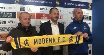 Modena Fc - C'è chi esce di scena da signore, Bollini, e chi invece...