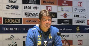 Modena-Reggio Audace 4-1, mister Malverti: