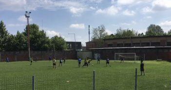 Modena Fc, allenamento mattutino allo Zelocchi: Sansovini regolarmente a disposizione