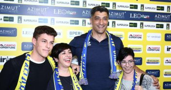 Modena Volley - Rassegna stampa, Giani sale sul ponte di comando: