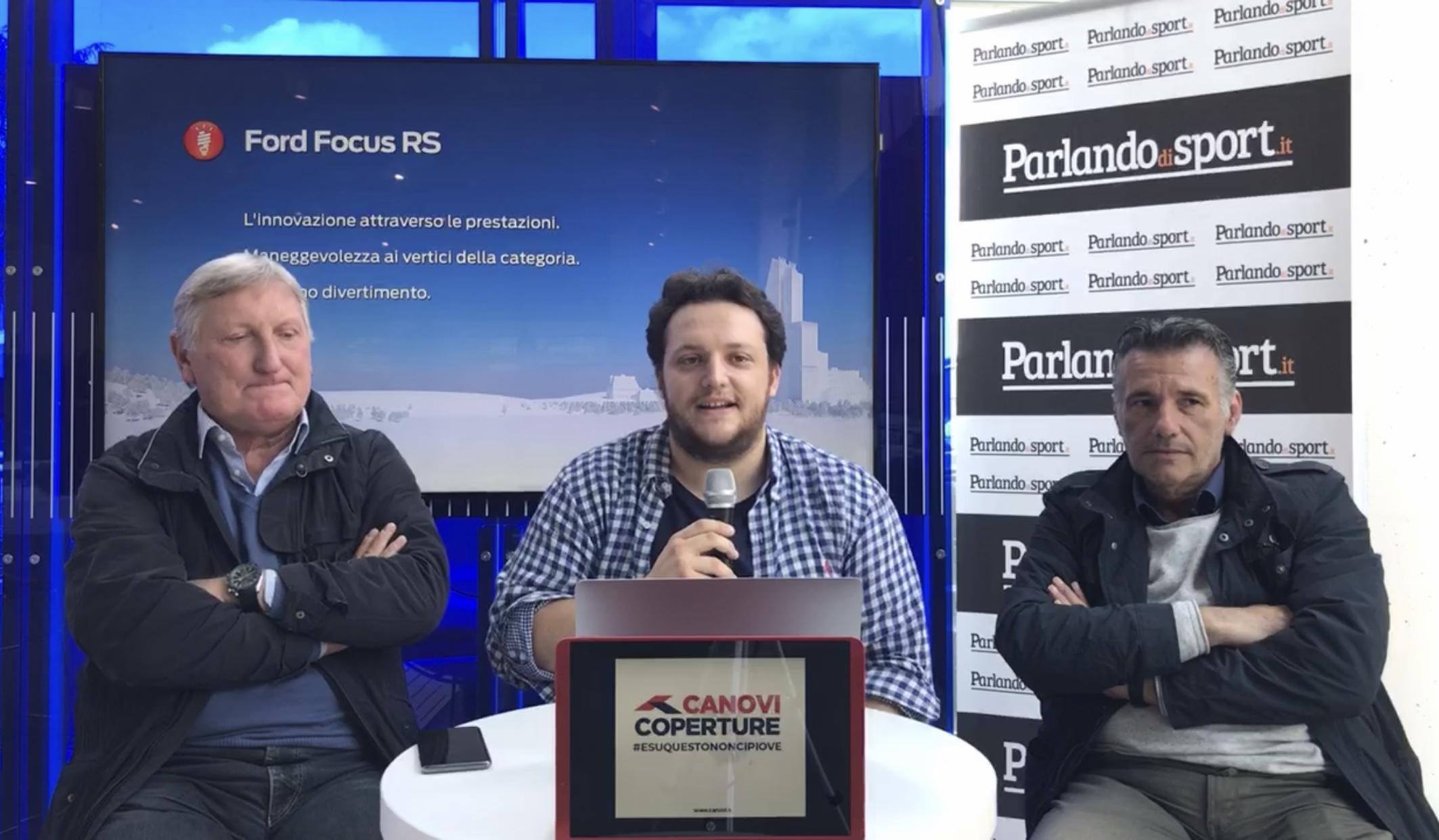 Modena Fc, intervista Mauro Melotti e Roberto Notari