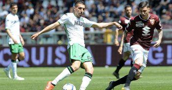 Rassegna Stampa Sassuolo - I neroverdi si fanno ribaltare nel finale dal Torino