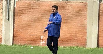 Modena Fc, primo allenamento con la squadra per mister Roby Malverti