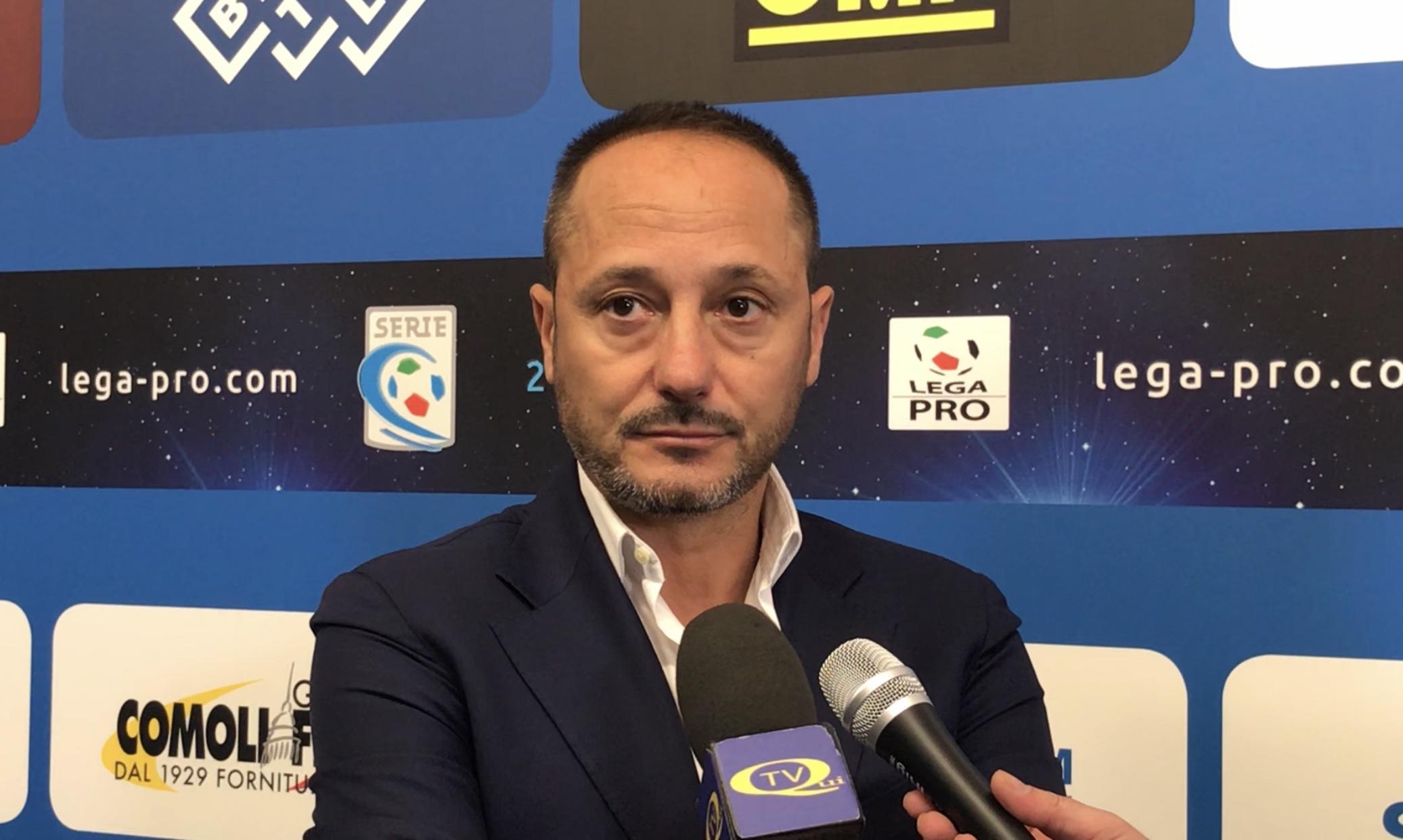 Modena-Pergolettese 1-2, le parole del presidente Carmelo Salerno