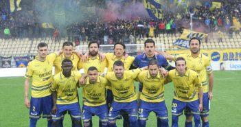 Modena Fc - Ecco dove potrebbero posizionarsi i gialli in caso di vittoria dei playoff...