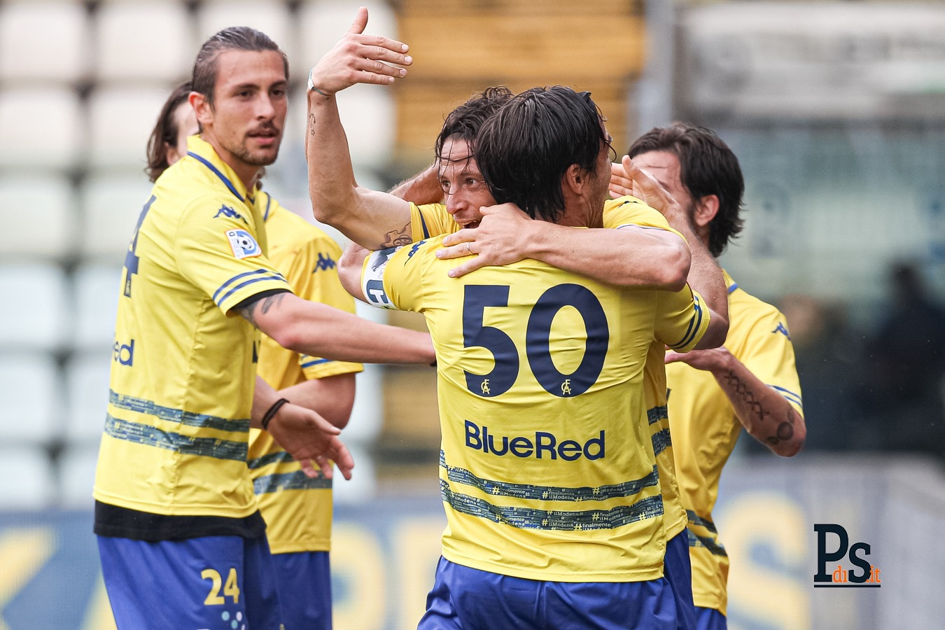 Playoff Serie D, highlights Modena-Reggio Audace 4-1