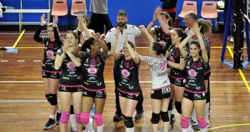 Volley, play-off B1/F: Emilbronzo da capogiro, è in finale per l'A2!