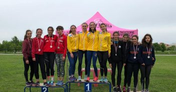 Atletica, Fratellanza in vetta dopo la prima fase regionale dei CdS Allievi