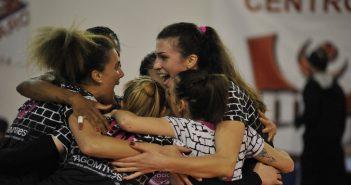 Volley, play-off B1/F: l'Emilbronzo 2000 raggiunge una storica Semifinale