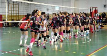 Volley, play-off B1/F: l'Emilbronzo supera Altino e porta a casa la prima semifinale