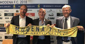Modena Fc, la centralità nel progetto Kerakoll e l'importanza di arrivare ad una punta importante