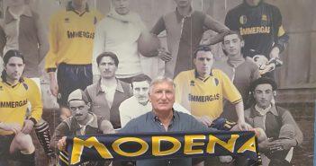Modena Fc, ufficiale il ritorno in gialloblù di Mauro Melotti