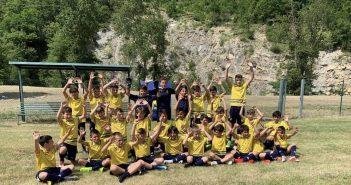 Modena Fc, al via gli Avanti Gialli Summer Camp con la settimana a Montefiorino