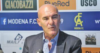 Modena FC - Resto del Carlino - Cesati: