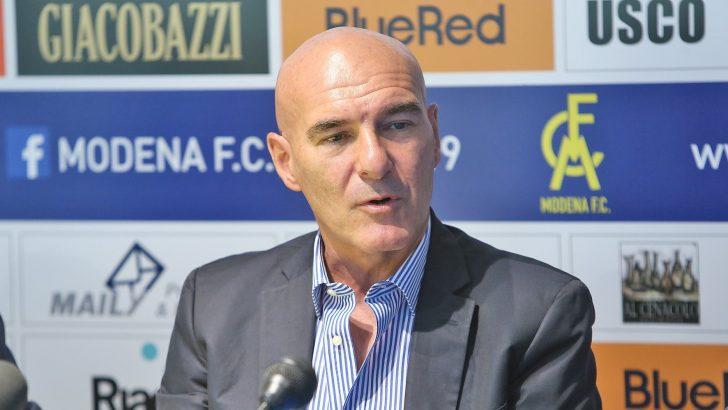 Modena FC - Resto del Carlino - Roberto Cesati: