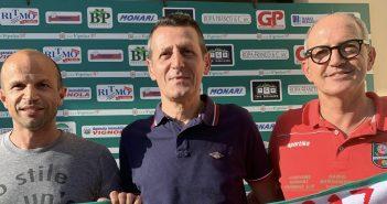 Dilettanti - Promozione - Vignolese, Antonio Palladino è il nuovo allenatore