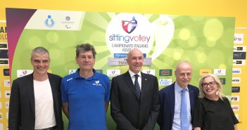Sitting Volley - Al PalaPanini le fasi finali del campionato italiano