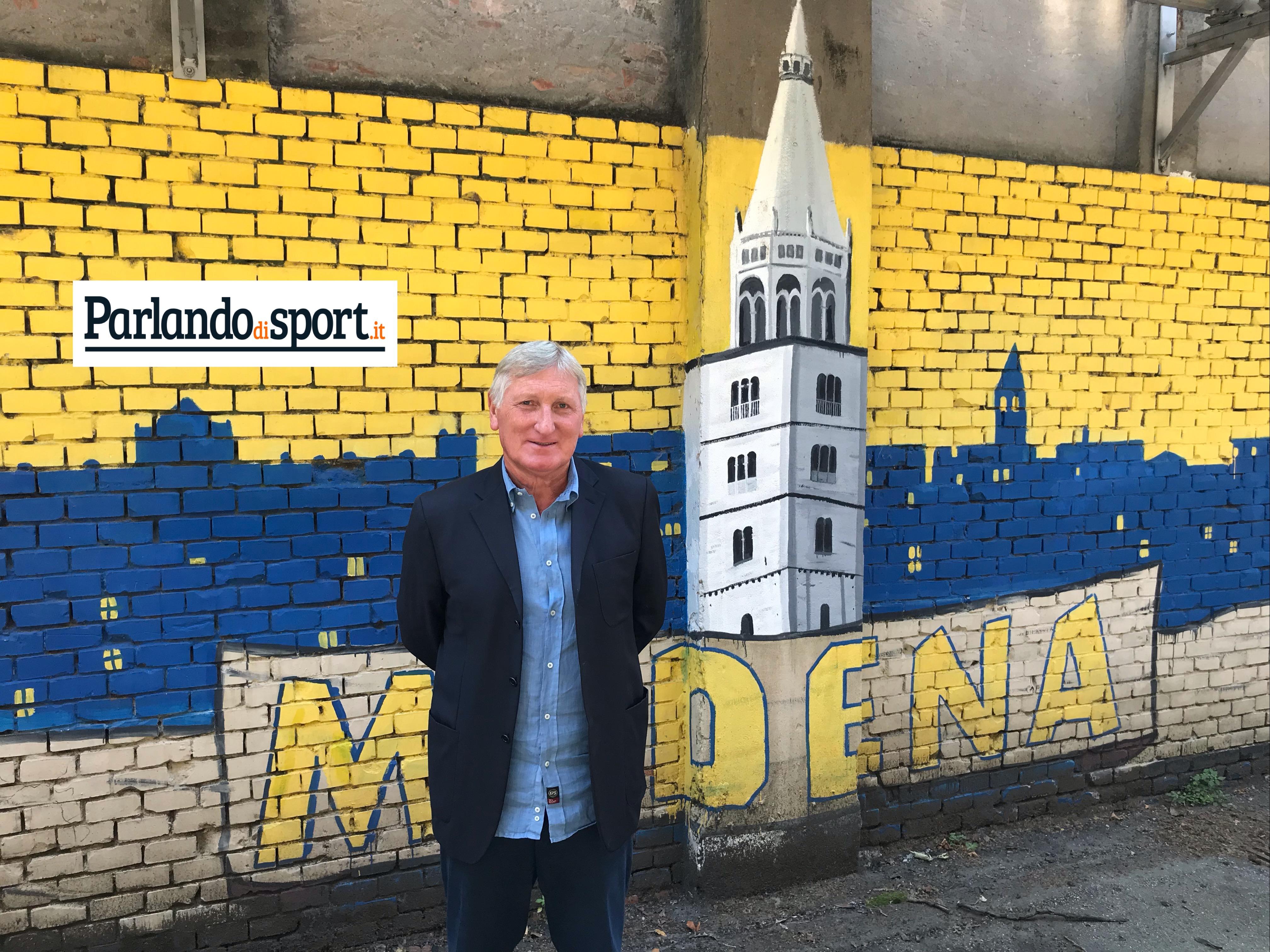 Parlando di Modena Fc con Mauro Melotti