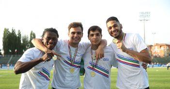Atletica, un titolo italiano e altri cinque podi per la Fratellanza ai campionati Juniores e Promesse