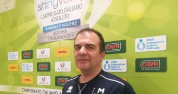 Modena Volley - La storia di Ivo, capitano del Sitting Modena Volley