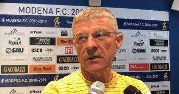 Rassegna Stampa Modena FC - Ds Salvatori: