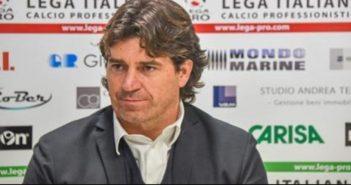 Carpi Fc - Resto del Carlino - Riolfo allenatore biancorosso già da due mesi, domani via al raduno
