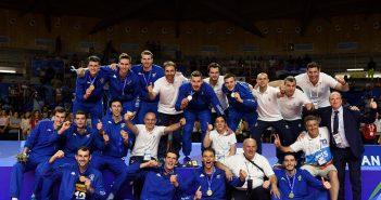 Modena Volley - Universiadi 2019: gli azzurri conquistano la medaglia d'oro!