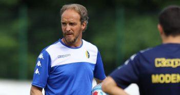 Modena FC - Resto del Carlino - Mister Zironelli: