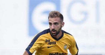 Modena Fc, interesse per il centrocampista Enrico Bearzotti