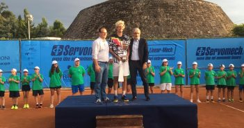 Tennis, Christian Lindell trionfa al Memorial Fontana - 2° Trofeo Servomech