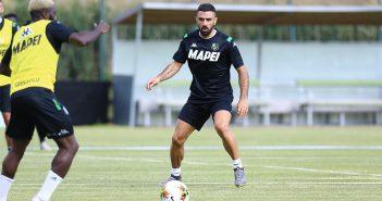 Rassegna Stampa Sassuolo - Ripresi gli allenamenti: da valutare le condizioni di Magnanelli, Bourabia e Djuricic