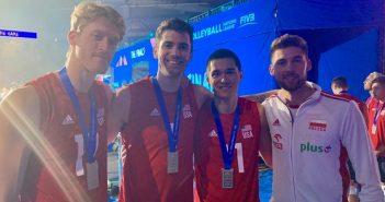 Modena Volley - Final Six VNL, pioggia di medaglie per i gialloblu